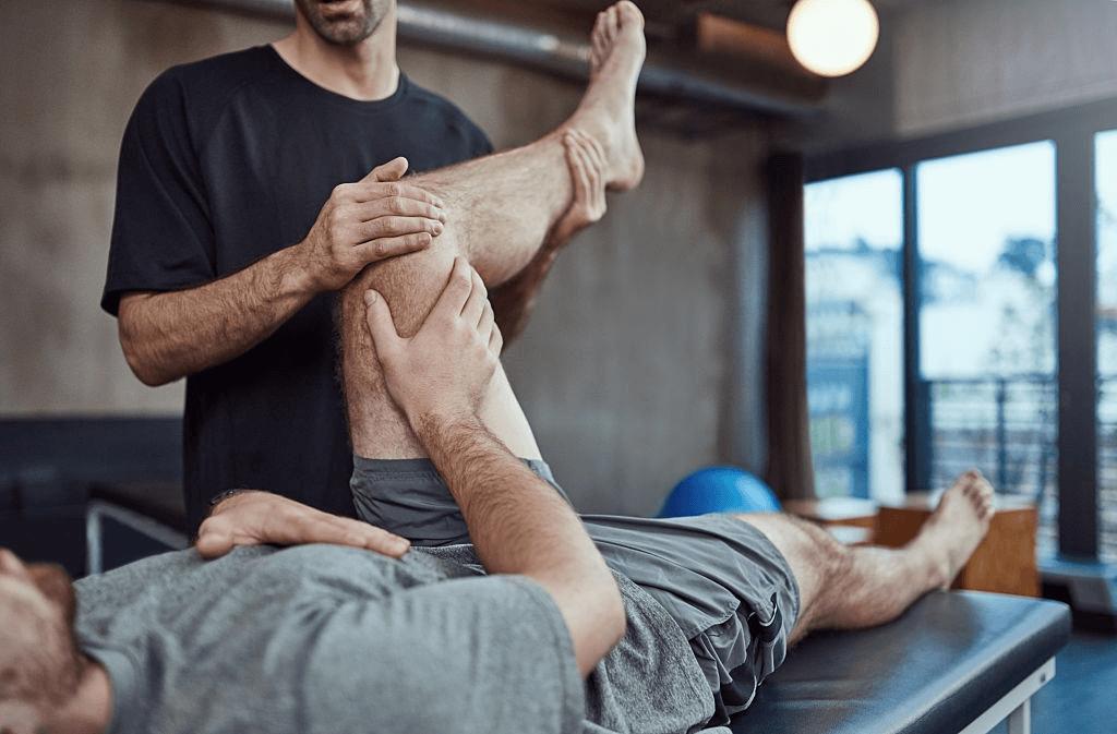 personal injury body image